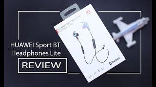 Huawei Sport Bluetooth Headphone Review AM61