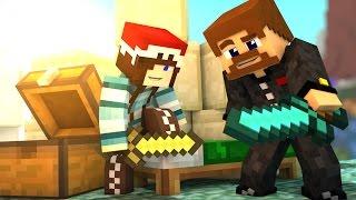 ПОСТЕЛЬНЫЕ ВОЙНЫ С НАСТЕНЬКОЙ - Minecraft Bed Wars