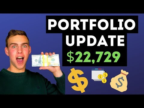 My Fidelity Stock Portfolio Update (Long Term Stock Market Investing)