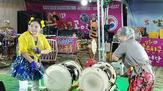 햇별이 품바 /달봉이 공연단 영천한약축제#둘이 친구가되…