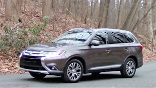 Mitsubishi Outlander Road Test & Review by Drivin' Ivan
