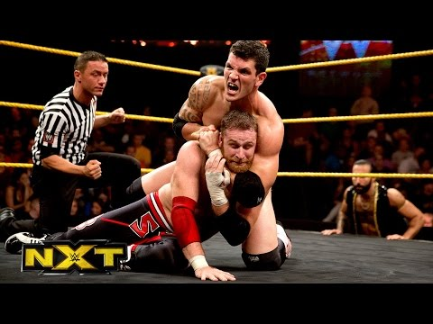 Sami Zayn vs. Marcus Louis: WWE NXT, Sept. 4, 2014