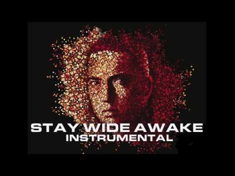 Eminem - Stay Wide Awake (Instrumental) music