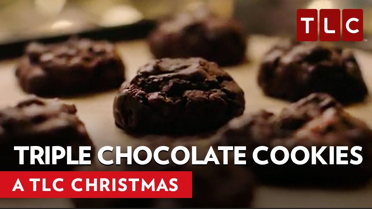 How To Make Triple Chocolate Cookies A Tlc Christmas 2016