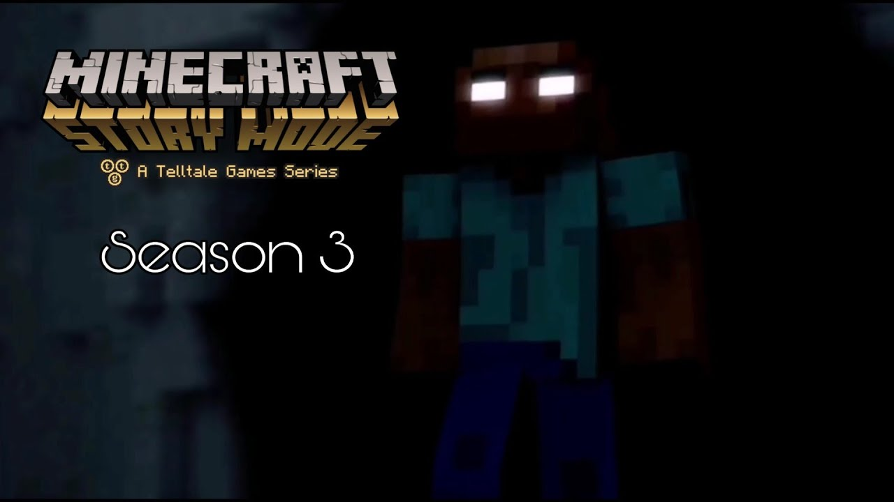 Herobrine Reigns Minecraft Story Mode Season 3 Fan Made