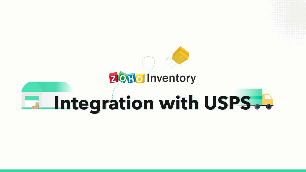 Zoho Inventory - Integrations with Shipping Channels from US