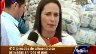 Gobierno Bolivariano llevó atención integral a los Barrios Libertador y Sucre en Táchira