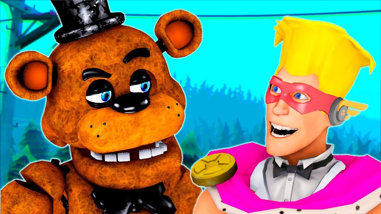 [SFM FNaF] Five Nights with Freddy & Jack