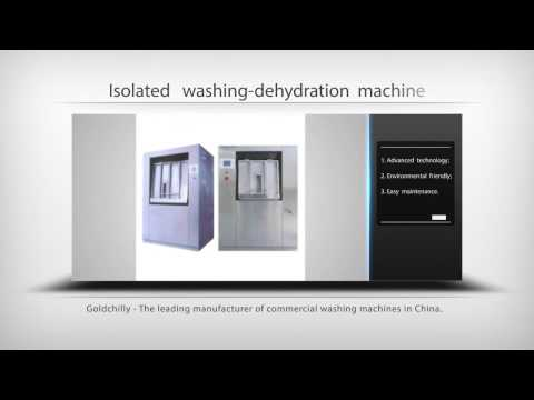 Leading Industrial Dry Cleaning Machines Manufacturer China