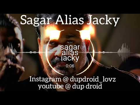 sagar alias jacky - mass dialogue , bgm mix