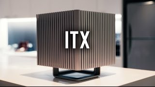 The Most Beautiful ITX Case EVER!