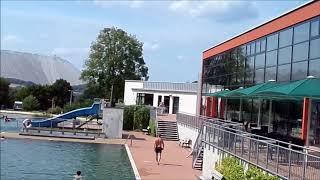 HERINGEN; Fritz Kunze Bad + der beeindruckende Kali-Berg-TOLLE AUSFLUGSZIELE
