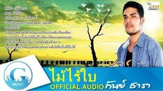 ไม้ไร้ใบ-กันย์ ธารา [Official Audio]