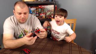 Scots back and Ready to Build LEGO Set - 30354