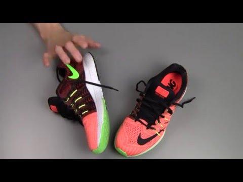 pretty nice 08a32 16fb4 Testamos: Nike Zoom Elite 8 - YouTube