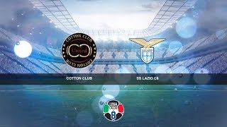 Cotton Club 0-1 SS Lazio C8 | Play-Off Scudetto - Finale | Highlights