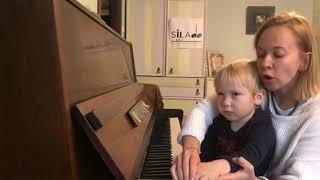 Семейные уроки музыки:урок#2: «Путешествие на облачке по лесным полянкам»