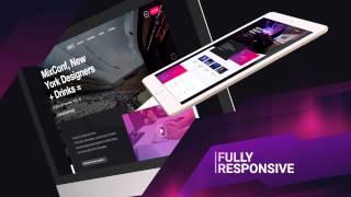 JA Events II - Best Responsive Joomla Events template for organizers
