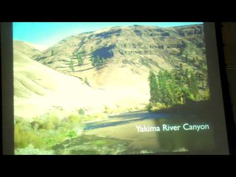 Nick Zentner- Geology of the Yakima River Canyon