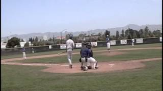 Brian Martinez Lefty Pitcher Class of 2016 Livermore High School