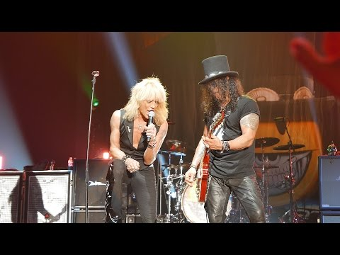 Slash feat  Mike Monroe  – Doctor Alibi – Helsinki Ice Hall May 28, 2015 4k to 1080p