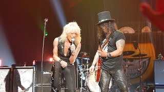 Slash feat  Mike Monroe  - Doctor Alibi - Helsinki Ice Hall May 28, 2015 4k to 1080p