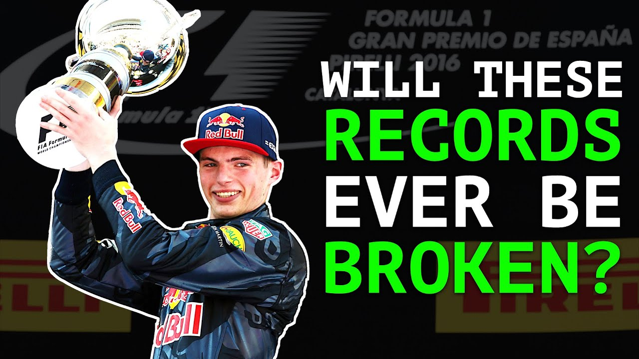 10 F1 Records That Likely Will Never Be Broken
