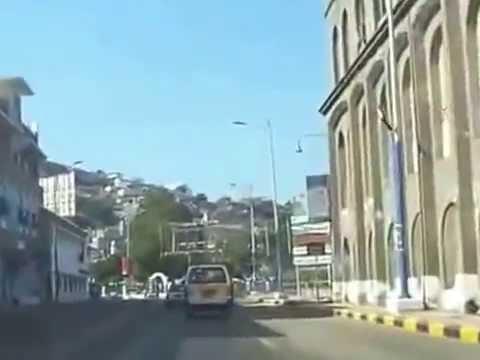 Alistair Reign News: Yemen Aden - BEFORE THE WAR 2015. (Full Video).