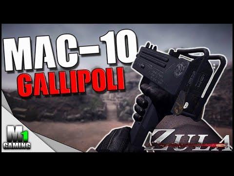 Zula Europe- MAC-10 on Gallipoli Map (Great Free Game)