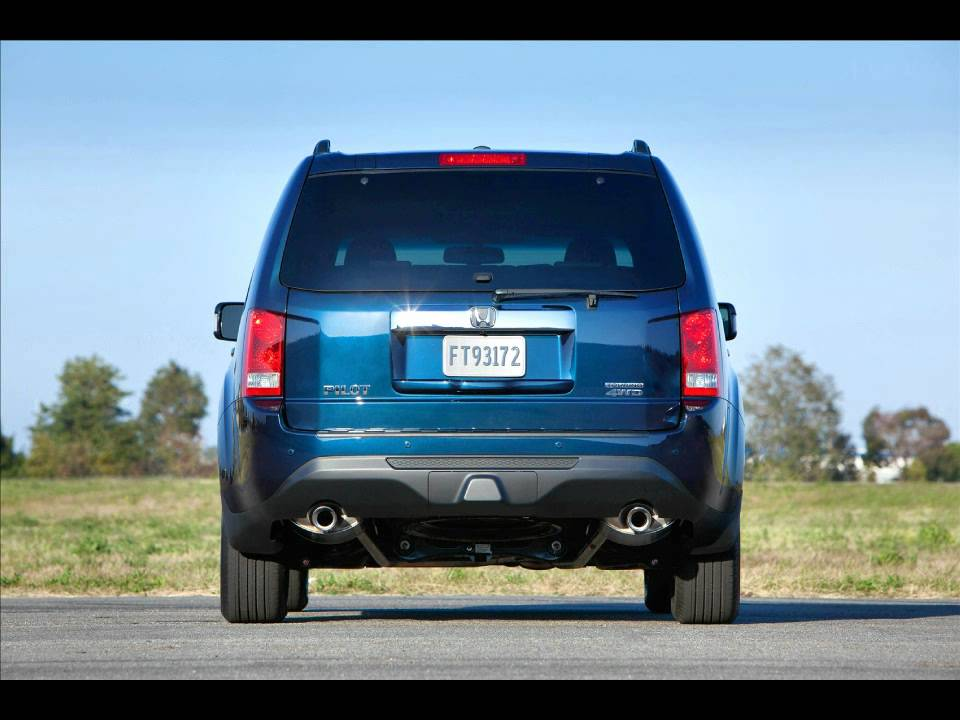 2013 Honda Pilot Fuel Economy