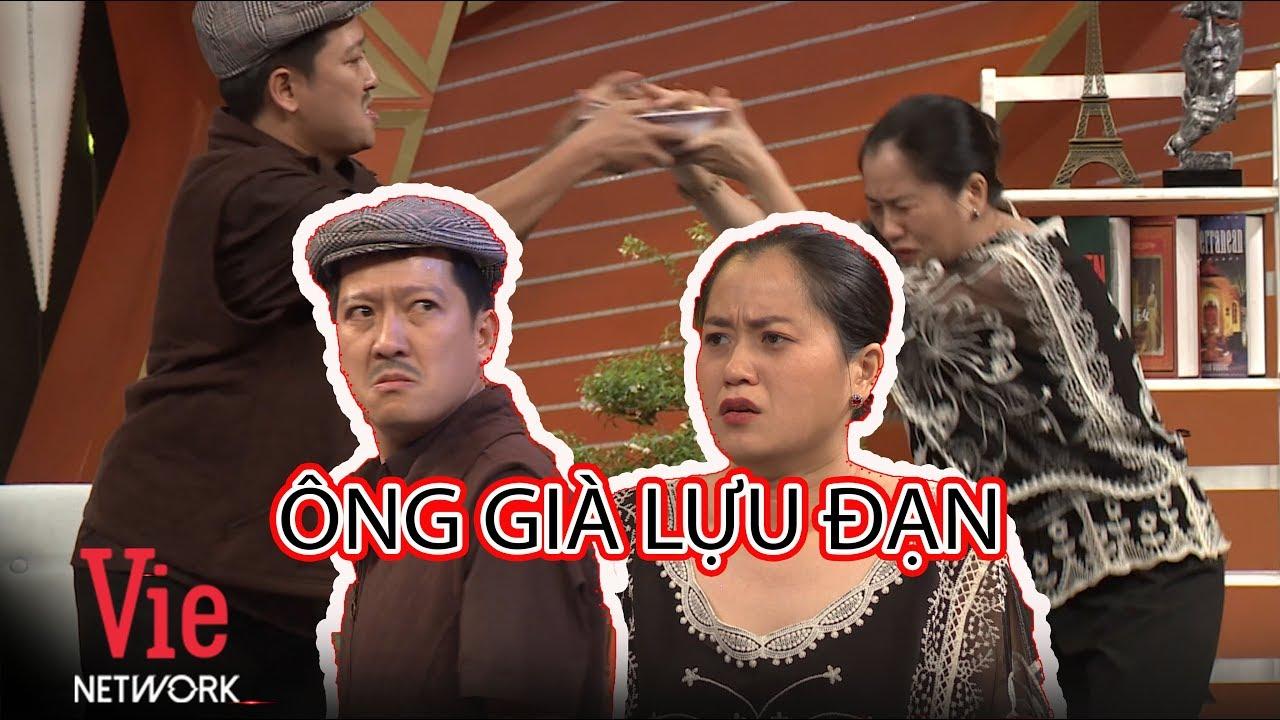 Lâm Vỹ Dạ khắc khẩu với ông sui Trường Giang khiến con dâu HariWon nhập viện