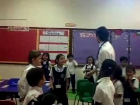 Abu dhabi international school first graders sing justin for International decor company abu dhabi