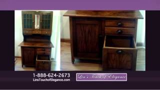 Stripping Refinishing Antique Furniture Testimonial