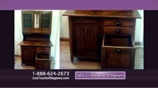 Stripping Refinishing Antique Furniture Testimonial