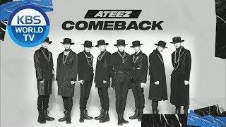 Download ATEEZ - Horizon & Answer [Music Bank COME BACK / 2020.01.10]