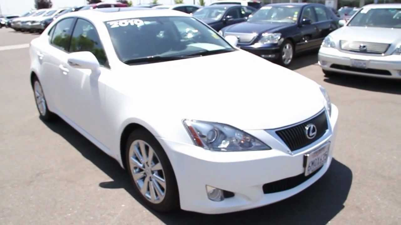 2010 lexus is 250 walk around magnussen 39 s lexus of fremont. Black Bedroom Furniture Sets. Home Design Ideas