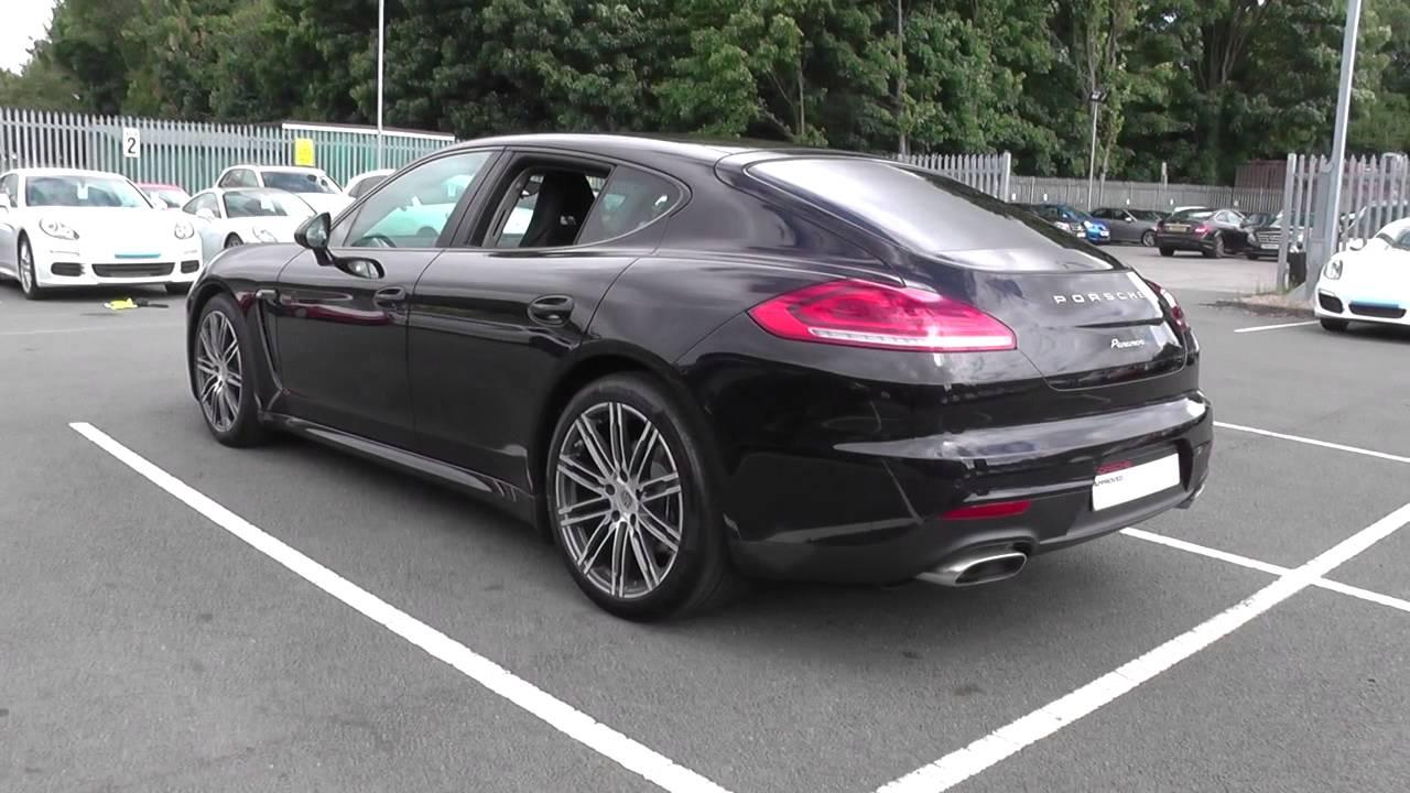 Porsche Panamera Diesel 300 Hp U4444 Youtube