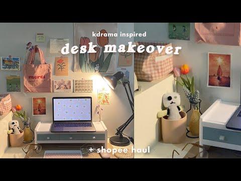 desk makeover +