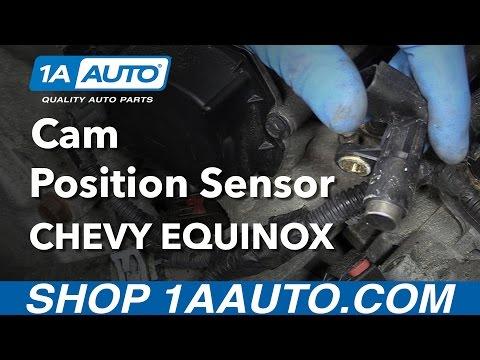 How to Replace Camshaft Position Sensor 05-06 Chrysler 300