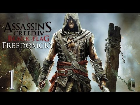 Assassin's Creed IV: Freedom Cry #1 [PS3] - Niewolnictwo - Vertez Let's Play / Zagrajmy w