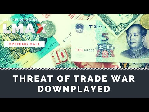 Risk Assets Recover as Trade War Threat Downplayed