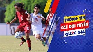U16 nữ Việt Nam
