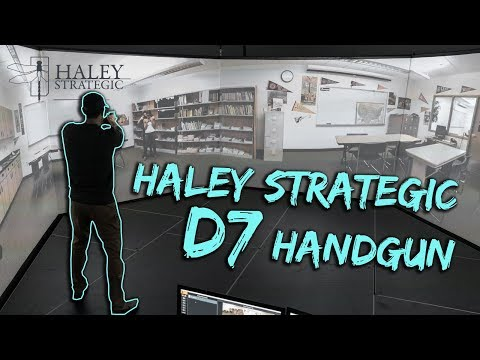 Haley Strategic D7 Performance Handgun Course Review - Training With Frickin Laser Beams