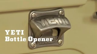 YETI Cooler Accessories: Wall Mounted Bottle Opener | YETI