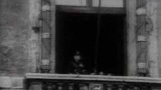 benito mussolini - dichiarazione di guerra video del duce