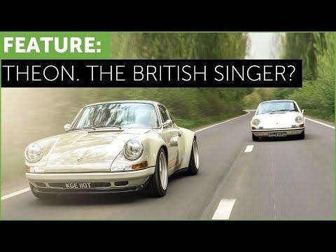 Theon Design Porsche... Britain's equivalent to a Singer w/ Tiff Needell