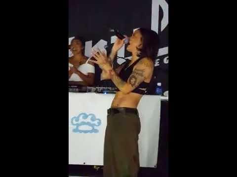 Kehlani Live - The Letter (Live) YSBH Tour Vinyl Las Vegas 8/23/15