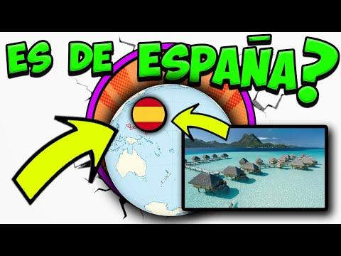 🌍👤 Territorios españoles que no conoces - Plazas de Soberanía