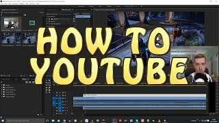 How To YouTube: Clap sync, Audio and Video Sync With Gameplay!