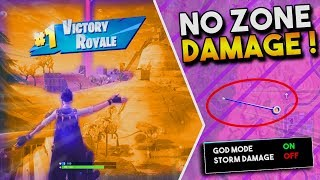 NEW *GOD MODE* HACK ON FORTNITE BATTLE ROYALE - Victory Royale WTF Moments